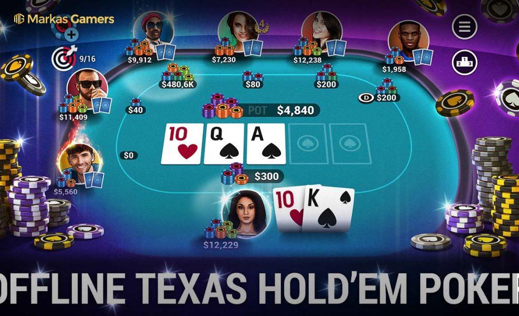 Governor of Poker 3, Game Poker Online Terlaris di Google Play Store