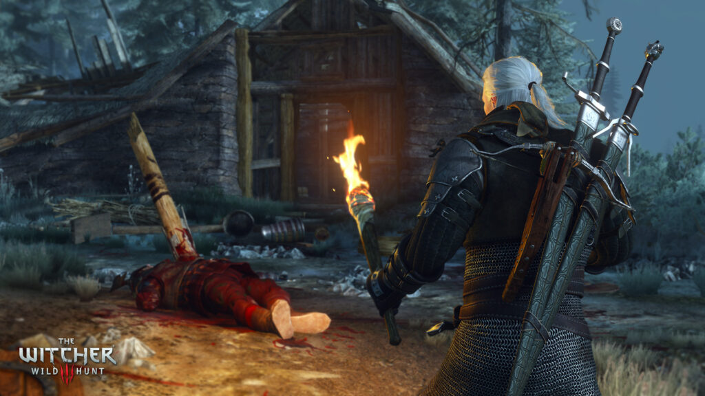 The Witcher 3 Wild Hunt, The Cons