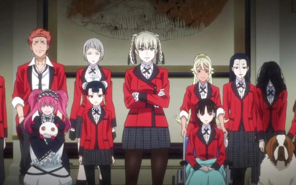 The Synopsis of Gambling Anime Kakegurui